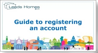 Guide to registering an account